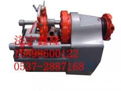 低速圆钢套丝机 圆钢套丝机范围 电动套丝机价格