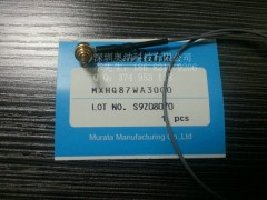 murata射频线MXHQ87WA3000