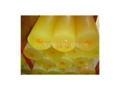 現貨供應進口優力膠棒_高硬度PU棒直徑15、18、20mm