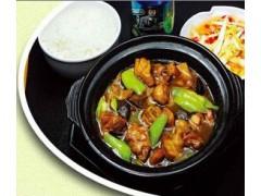 食俠客黃燜雞米飯