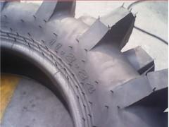供应高品质农田机械高花纹水田轮胎11.2-24