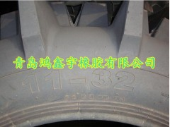 供應高品質農田機械高花紋水田輪胎11-32
