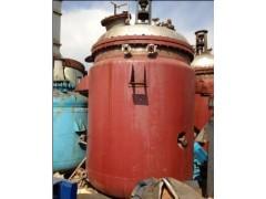 供應二手10噸不銹鋼反應釜