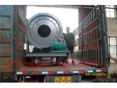 滚筒包膜机改造为水冷包膜机实例及其运行情况