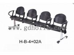 广东塑钢排椅厂家,公共排椅价格,会议培训排椅批发图片