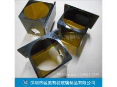 茶色亞克力保護罩盒 福永有機玻璃設備罩 沙井防塵罩