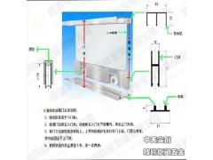 供應玻璃推拉柜滑輪滑軌五金5厘、8厘玻璃專用