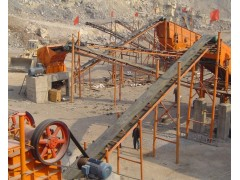 石料破碎生產線,石子制沙生產線,鵝卵石制沙生產線
