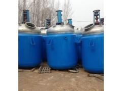 二手反應釜 出售二手3噸不銹鋼反應釜