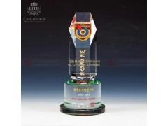 湖北良好員工水晶獎杯,十大杰出青年獎杯,組織獎杯,熱心公益獎