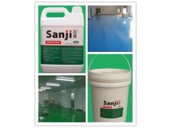 東莞防靜電地板蠟生產廠家 三吉牌導電地板蠟水質優價廉