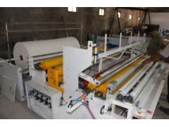 衛生紙加工設備 卷紙機