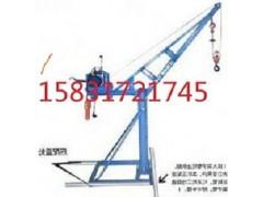 小吊机吊粮专用吊运机高速小型吊运机便携式吊机