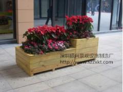 戶外花箱設計-內江花箱廠家直銷-仿古花箱-振興就景觀