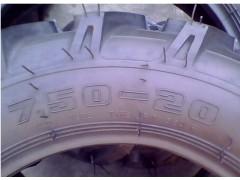 中耕机轮胎7·50-20