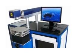 不銹鋼熱水壺激光打標機