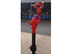 济南栓炮一体式消防水炮
