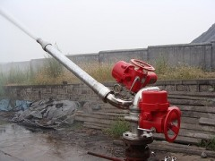 電控遙控消防水炮