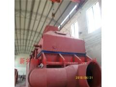 风水混合冷却机的技术特征及优点