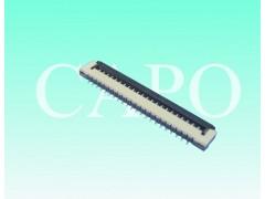 FPC 0.3/0.5/0.8/1.0mm间距連接器