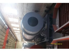 氨酸管式反應器噴漿造粒工藝運行特征