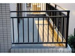 锌钢护栏—【别墅小区栏杆  贵州博赛元工厂围墙栏杆】