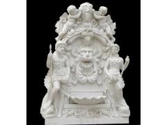招财进宝流水喷泉雕塑