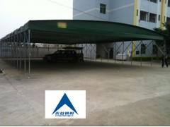 【厂家直销】活动伸缩蓬|可移动折叠篷|大型活动推拉蓬