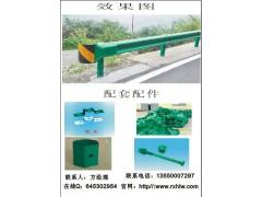 湖北農村公路波形護欄供應商綠色噴塑波形板生產廠家價格