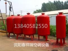 供應呼和浩特 齊齊哈爾  佳木斯囊式穩壓罐 定壓罐 膨脹罐