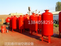 供應唐山 邢臺 衡水各種規格型號消防穩壓罐 定壓罐 壓力罐