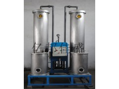 山東專業軟化水設備生產廠家供應軟化水設備