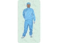 蘇州電子廠專用分體式工作服 防塵服