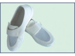 山西防靜電中巾鞋 條紋鞋 制藥環境工作鞋