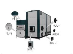 【生物質熱風爐】生物質鍋爐有什么特點?