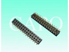 1.27mm排母 针座 双排H2.0 SMT连接器
