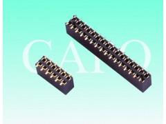 2.54mm排母雙排H5.0(7.1) SMT貼片式連接器