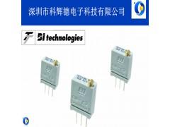 BI品牌67W電位器儀器控溫控壓灰色3296W微調電位器