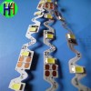 深圳 树脂字使用S型2835软灯带 蛇形灯条360度折弯