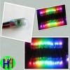 深圳LED全彩外露灯串灌胶批发 12毫米灌胶全彩灯串厂家