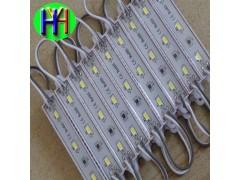 供应LED模组3灯5730防水广告字模组 5730模组批发