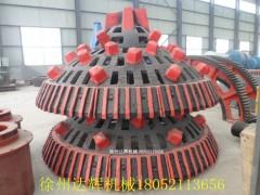 水泥機立窯盤塔 可換齒型盤塔 塔篦