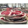 供应复合肥转炉大齿轮 定制转炉大齿轮