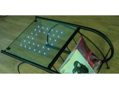 LED發光玻璃