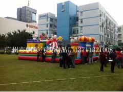 深圳水池玩具價格廣州充氣水上樂園氣墊價格杭州蹦床定做