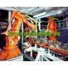 中德焊邦供应柔性工装焊接机器人工作站