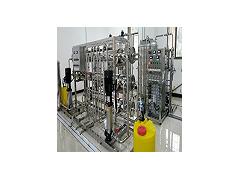 供應奧力原1T/H制藥用水系統