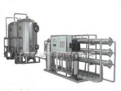 供應奧力原1T/H蒸餾水機