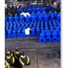 专业生产球墨铸铁暗杆软密封闸阀厂家直销质优价低