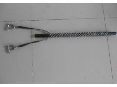 排污泵吊挂电缆网套,双拉眼电缆网套,电缆吊网